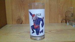 AC - COCA COLA AEGEAN GLASS FROM TURKEY - Mugs & Glasses