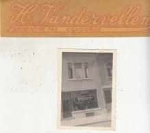 Cycle Vandervellen - Vilvoorde - Groenstraat 142 - Foto Formaat 6 X 9 Cm - Plaatsen