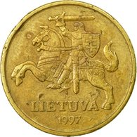 Monnaie, Lithuania, 20 Centu, 1997, TTB, Nickel-brass, KM:107 - Lituanie