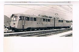 SUISSE    TRAIN   DU GOTHARD - TI Tessin