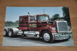4836- AMERICAN TRUCK - Vrachtwagens En LGV