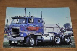 4837- AMERICAN TRUCK - Vrachtwagens En LGV