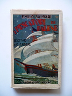 Emilio Salgari I Pescatori Di Balene Mondadori Milano 1930 Illustrazioni Rovere - Libri, Riviste, Fumetti
