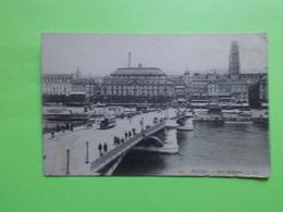 Carte Postale - ROUEN (76) - Pont Boieldieu (2431) - Rouen