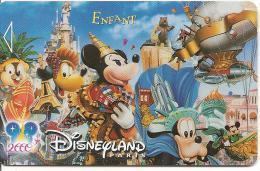 PASS--DISNEY-DISNEYLAND PARIS-2004-LA PARADE-NARBONI-00/09/IMA -TBE - Pasaportes Disney