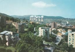 LARDERELLO ZONA RESIDENZIALE E CENTRALI GEOTERMOELETTRICHE VIAGGIATA - Pisa