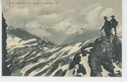 ITALIE - VAL D'AOSTA - COURMAYEUR - Col De La Seigne - Italie
