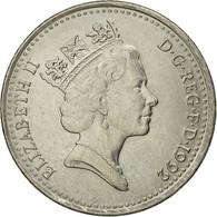 Monnaie, Grande-Bretagne, Elizabeth II, 10 Pence, 1992, SUP, Copper-nickel - 1971-… : Monnaies Décimales