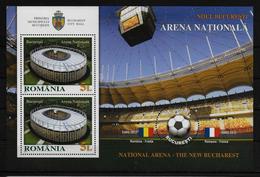 ROUMANIE  BF ( 2018 )  * * Euro 2012 Football Soccer Fussball Stade - Championnat D'Europe (UEFA)