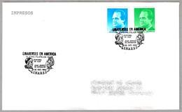 CRISTOBAL DE OLID Y JUAN MENDEZ DE SOTOMAYOR. Linares, Jaen, Andalucia, 1992 - Dag Hammarskjöld