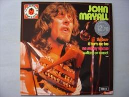 Vinyle---John MAYALL : Key To Love (LP) - Blues
