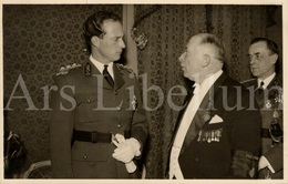 Postcard / ROYALTY / Belgique / België / Roi Leopold III / Koning Leopold III / Gala Des Anciens De L'Yser / 1937 - Characters