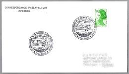 50 Años Del PRIMER CORREO AEREO - 50 Year FIRST AIR MAIL. La Vaule 1988 - Correo Postal