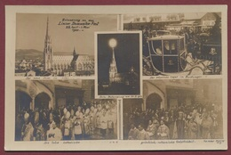 Linz Austria Autriche :  Linzer Domweihe Fest 1924 (pk30002) / Théma Religion - Linz