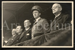 Postcard / ROYALTY / Belgique / België / Roi Leopold III / Koning Leopold III / Stokkel / Stockel / 1937 - Woluwe-St-Pierre - St-Pieters-Woluwe