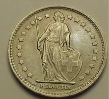 1970 - Suisse - Switzerland - 1 FRANC, (sans B), KM 24a.1 - Suisse