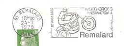 1970 Moto-cross International Remallard. - Moto