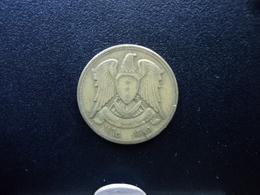 SYRIE : 10 PIASTRES   1965 - 1385   KM 95    TTB - Syrie