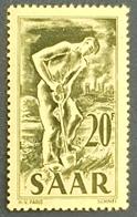Saar 1950, Agriculture, MNH - 1947-56 Occupation Alliée
