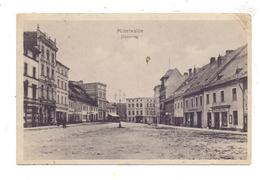 NIEDERSCHLESIEN - MITTELWALDE / MIEDZYLESIE, Oberring, 1921, Eckknick - Schlesien