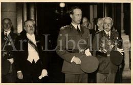 Postcard / ROYALTY / Belgique / België / Roi Leopold III / Koning Leopold III / Concours Eugène Isaye / 1937 - Music And Musicians