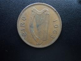 IRLANDE : 1 PENNY   1963   KM 11    TTB - Irlande