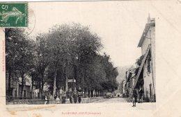 748 - Cpa 09 Saint Geniez D'Olt - France
