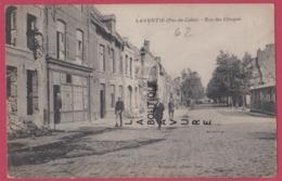 62 - LAVENTIE----Rue Des Clinques--animé - Laventie