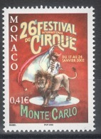 MONACO 2002 - N°2319 - NEUF** - Monaco