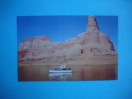LAKE POWEL  -  GUNSIGHT BUTTE  -   Arizona  -  Etats Unis - Lake Powell