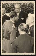 Postcard / ROYALTY / Belgique / België / Roi Leopold III / Koning Leopold III / Heysel / Bruxelles / 18 Avril 1937 - Beroemde Personen