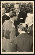 Postcard / ROYALTY / Belgique / België / Roi Leopold III / Koning Leopold III / Heysel / Bruxelles / 18 Avril 1937 - Personnages Célèbres