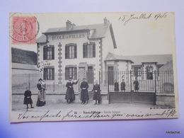 SANDILLON-Ecole Laique - Autres Communes