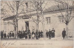33 Fargues Saint Hilaire  L Ecole - France