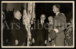 Postcard / ROYALTY / Belgique / België / Roi Leopold III / Koning Leopold III / Chambre De Commerce / 1937 - Beroemde Personen