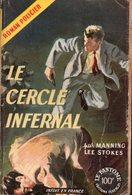 Le Cercle Infernal Par Manning Lee Stokes - Le Fantôme N°17 - Ferenczi - Ferenczi
