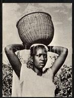 Postcard / Femme / Woman / Burundi / Photo Infor / 2 Scans - Burundi