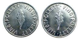 00025 GETTONE TOKEN JETON SWEDEN AMUSEMENT GAME MACHINE VINSTPOLLETT - Tokens & Medals