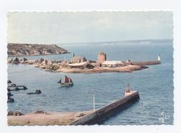 29- CAMARET---LA TOUR VAUBAN CHAPELLE DE ROCHAMADOUR SUR LE SILLON -- RECTO/VERSO- B36 - Camaret-sur-Mer