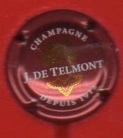 """CHAMPAGNE """" TELMONT DE J 5"""" (1) - Champagne"""