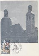 Carte  Maximum  1er  Jour   FRANCE    Instituts  Catholiques   LILLE  Et  LYON   1977 - Cartes-Maximum