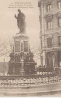 13 - Besançon Les Bains - Statue Du Marquis De Jouffroy Inventeur De La Navigation à Vapeur - Cliché Ch. Leroux - Besancon