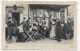(RECTO / VERSO) THEATRE ANTOINE - 1812 - ACTE I - JANET - CPA NON VOYAGEE - 75 - Teatro