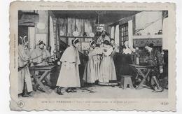 (RECTO / VERSO) THEATRE ANTOINE - 1812 - ACTE III - FRANCOIS - CPA NON VOYAGEE - 75 - Teatro