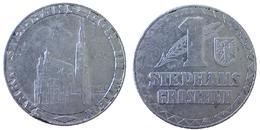 01364 GETTONE TOKEN JETON AUSTRIA COMMEMORATIVE STEPHANS GROSCHEN SANTI STAPHANUS DOM WIEN 1950 - Tokens & Medals