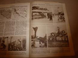 1919 LE MIROIR:Bizarre;Reine Marie Inaugure Nouvel ORIENT-ESPRESS;Retour Des Danois Du SCHLESWIG;Anzacs à London;etc - Revues & Journaux