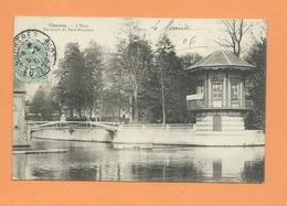 CPA  - Chartres  -  L'Eure - Déversoir Du Petit Bouillon - Chartres