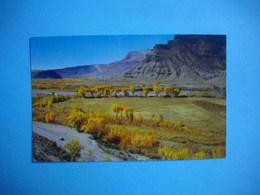 DEBEQUE CANYON IN AUTUMN   -  Colorado -  Etats Unis - Etats-Unis