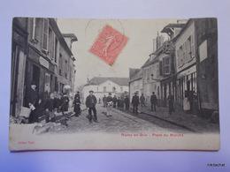 ROZOY EN BRIE-Place Du Marché - Rozay En Brie