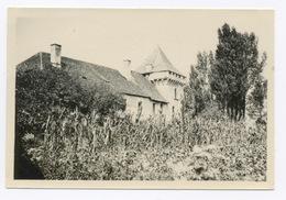 D484 Photo Originale Vintage Condat Cantal - Altri